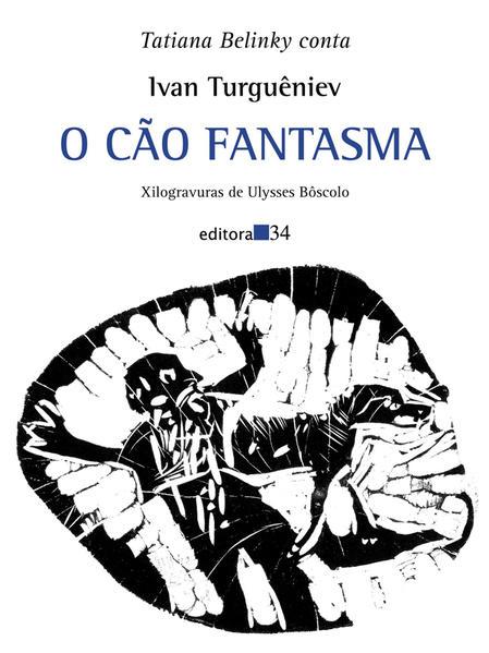 Cão Fantasma, O, livro de Ivan Turguêniev