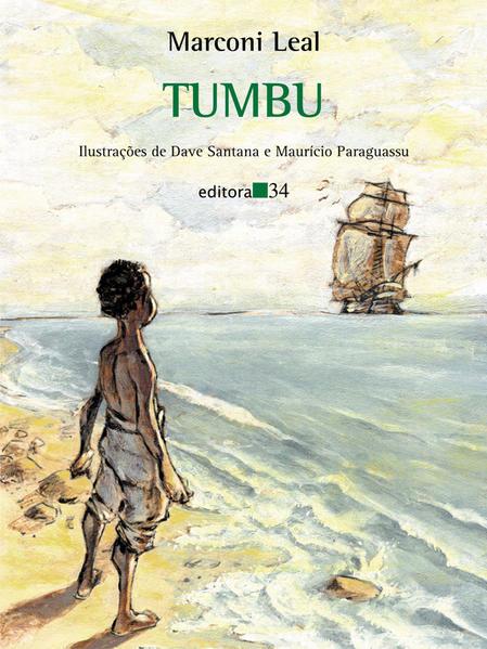 Tumbu, livro de Marconi Leal
