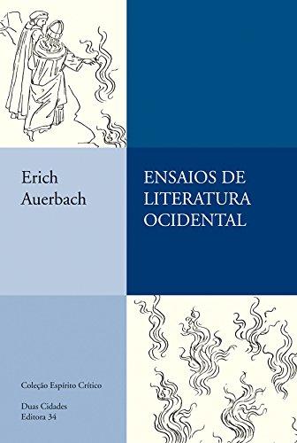 Ensaios de Literatura Ocidental, livro de Erich Auerbach