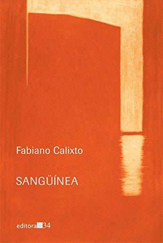 Sangüínea, livro de Fabiano Calixto