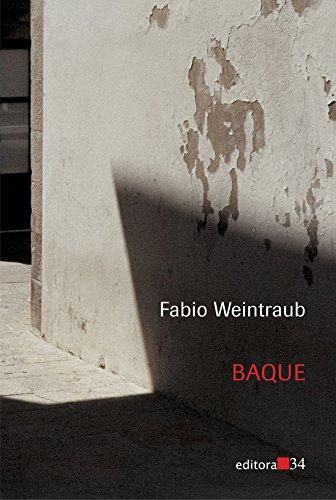 Baque, livro de Fabio Weintraub
