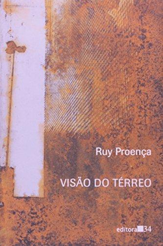 Visão do Térreo, livro de Ruy Proença