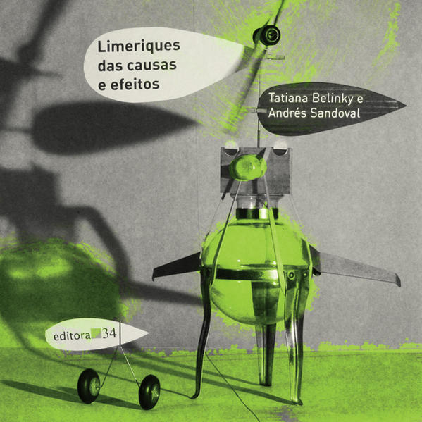Limeriques das Causas e Efeitos, livro de Tatiana Belinky
