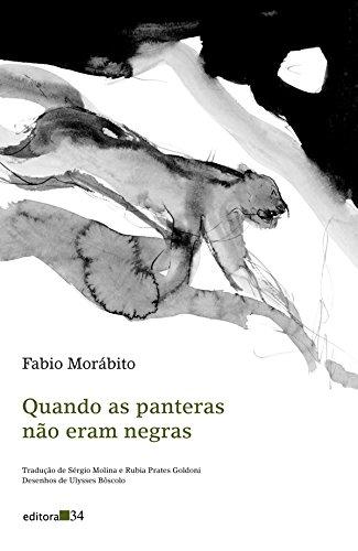Quando as panteras não eram negras, livro de Fabio Morábito