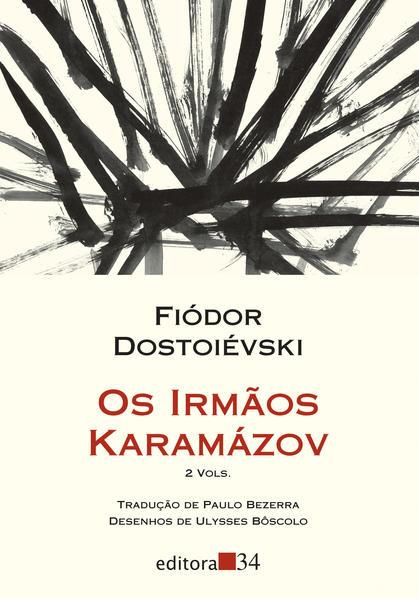 Os Irmãos Karamázov (2 volumes), livro de Fiódor Dostoiévski