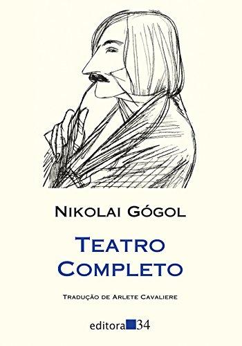 Teatro completo, livro de Nikolai Gógol