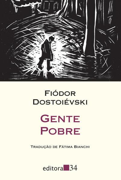 Gente pobre, livro de Fiódor Dostoiévski