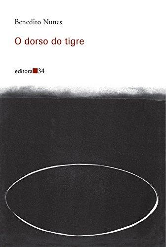 O dorso do tigre, livro de Benedito Nunes