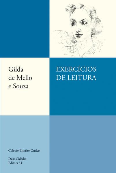Exercícios de leitura, livro de Gilda de Mello e Souza