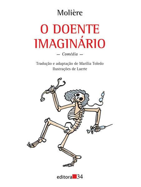 O doente imaginário, livro de Molière