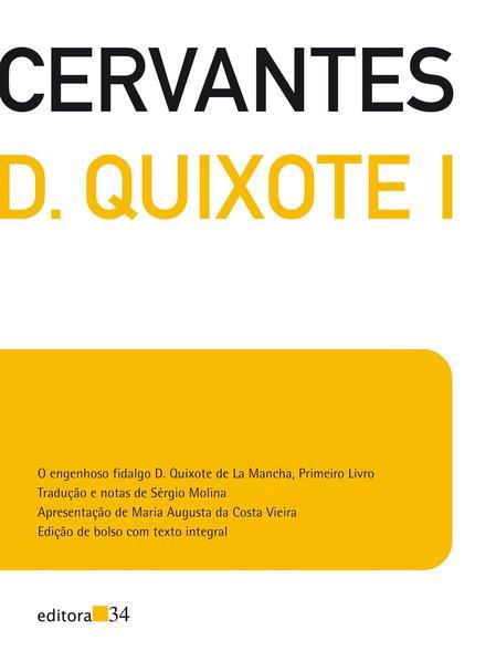 D. Quixote I - Edição de bolso com texto integral, livro de Miguel de Cervantes Saavedra