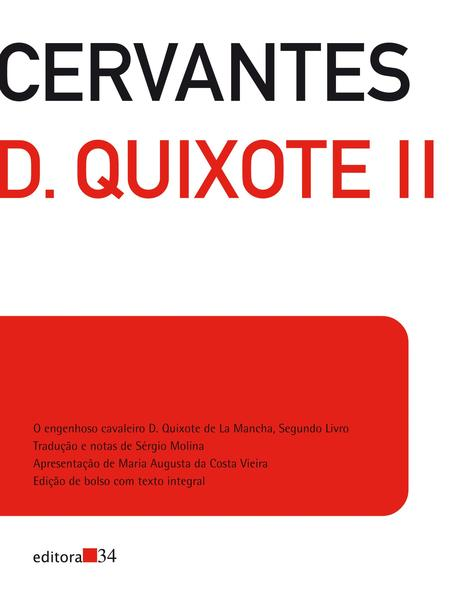 D. Quixote II - Edição de bolso com texto integral, livro de Miguel de Cervantes Saavedra