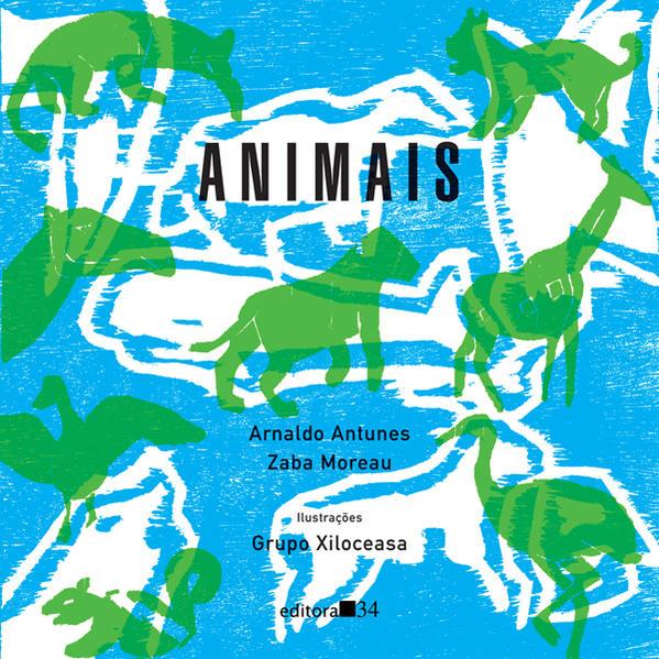 Animais, livro de Arnaldo Antunes, Zaba Moreau