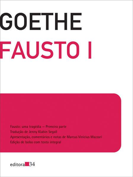 Fausto I - Edição de bolso com texto integral, livro de Johann Wolfgang von Goethe