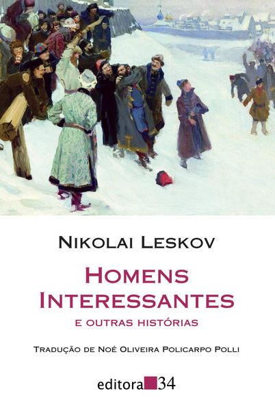 Homens interessantes e outras histórias, livro de Nikolai Leskov