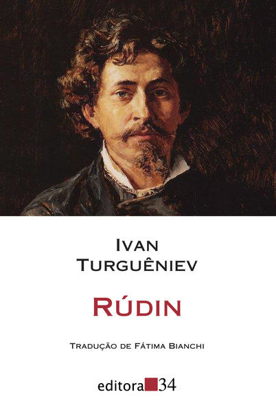 Rúdin, livro de Ivan Turguêniev