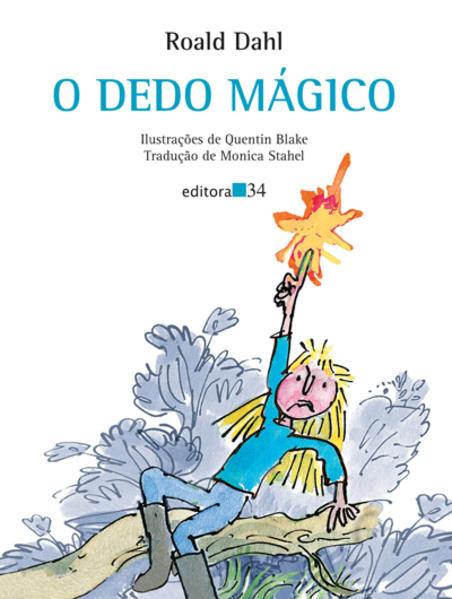 O dedo mágico, livro de Roald Dahl