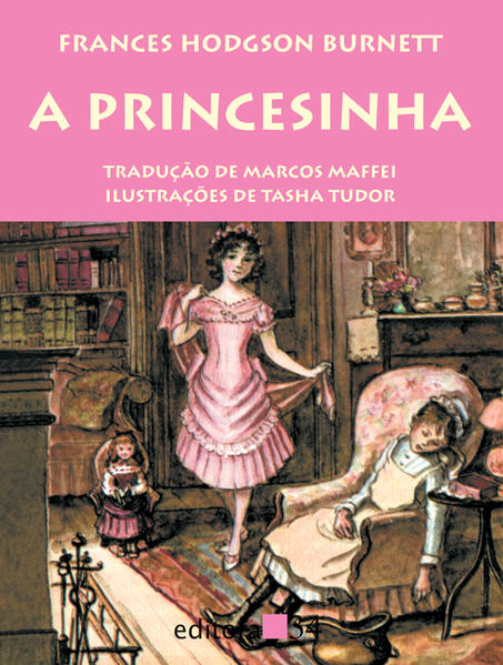 Princesinha, A, livro de Frances Hodgson Burnett