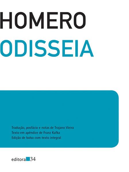 Odisseia - Edição de bolso com texto integral, livro de Homero
