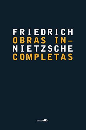 Obras incompletas, livro de Friedrich Nietzsche