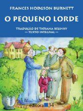 Pequeno Lorde, O, livro de Frances Hodgson Burnett
