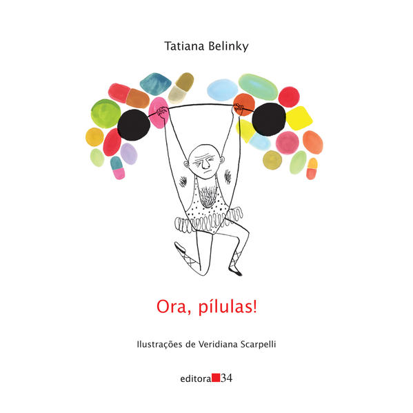 Ora, pílulas!, livro de Tatiana Belinky