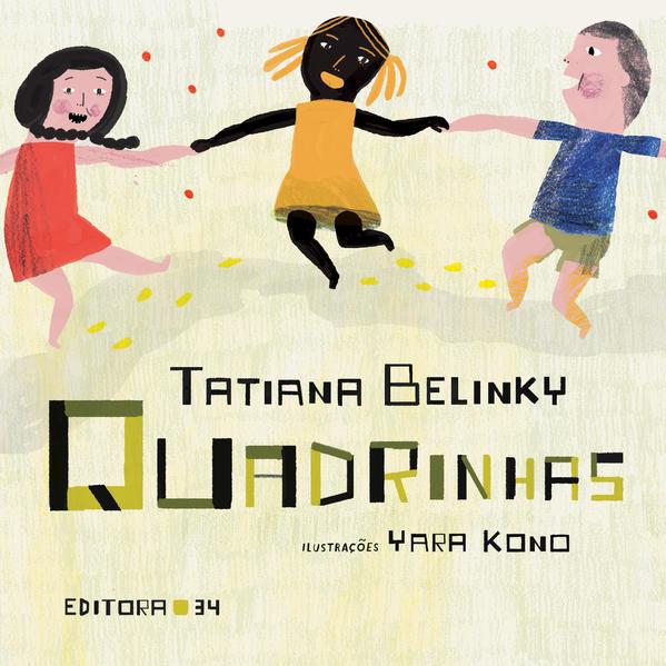 Quadrinhas, livro de Tatiana Belinky