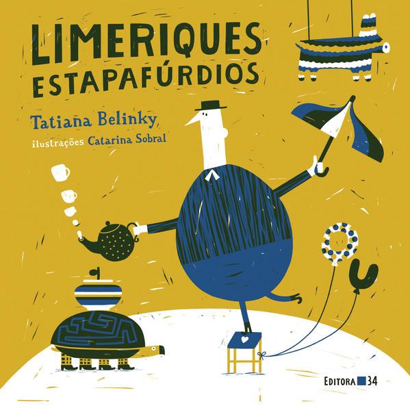 Limeriques estapafúrdios, livro de Tatiana Belinky