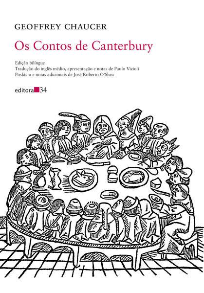 Os Contos de Canterbury, livro de Geoffrey Chaucer