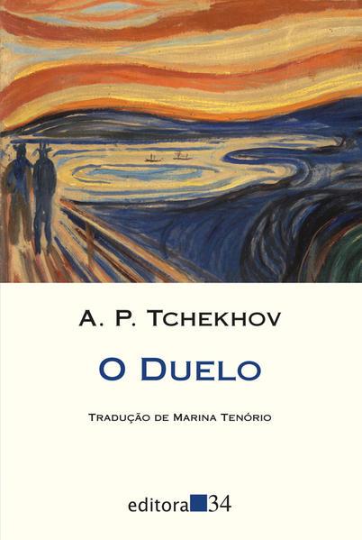 O duelo, livro de A. P. Tchekhov