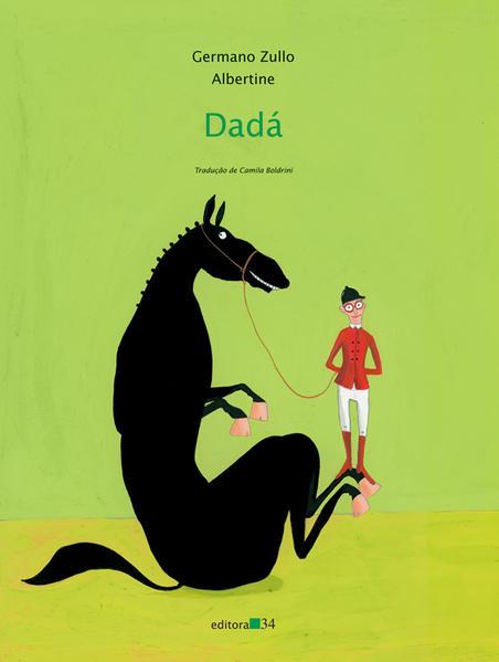 Dadá, livro de Germano Zullo, Albertine