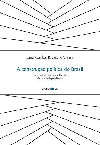 A construção política do Brasil, livro de Luiz Carlos Bresser-Pereira