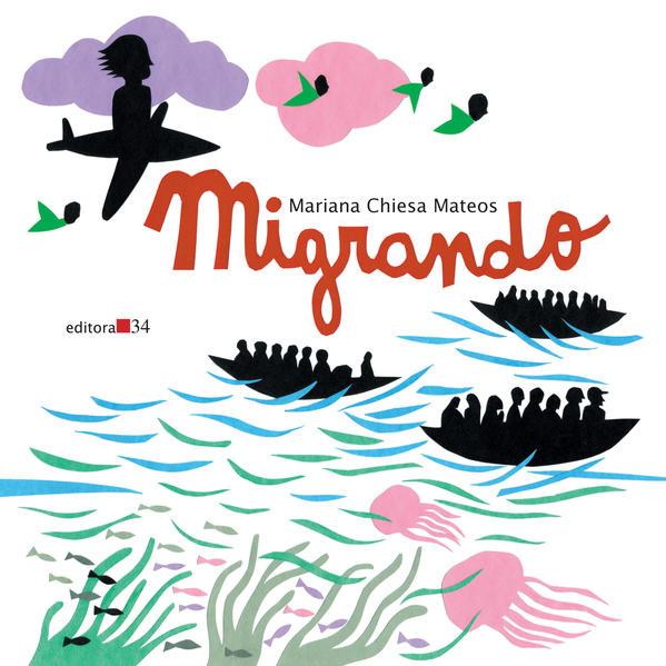 Migrando, livro de Mariana Chiesa Mateos
