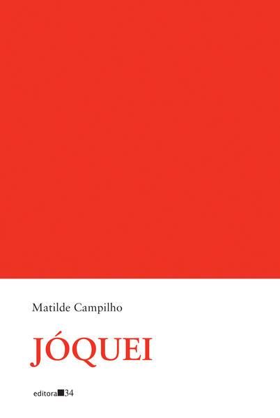 Jóquei, livro de Matilde Campilho