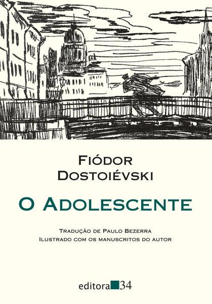 O adolescente, livro de Fiódor Dostoiévski