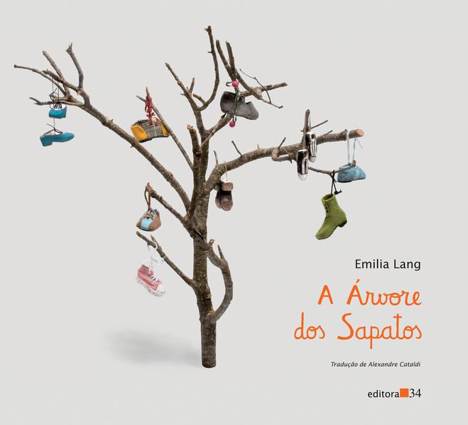 A árvore dos sapatos, livro de Emilia Lang