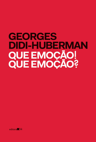 Que emoção! Que emoção?, livro de Georges Didi-Huberman