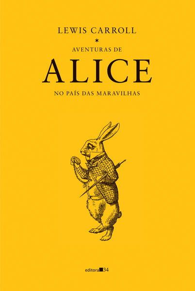 Aventuras de Alice no País das Maravilhas, livro de Lewis Carroll