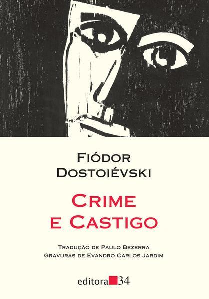 Crime e castigo, livro de Fiódor Dostoiévski