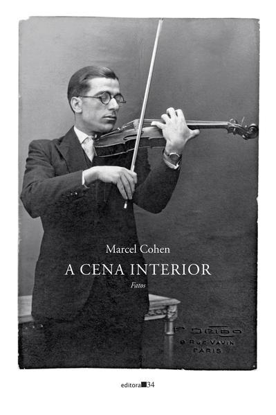 A Cena Interior, livro de Marcel Cohen