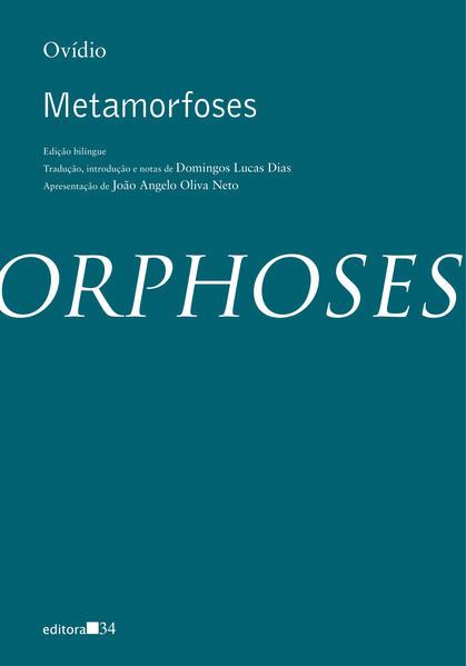 Metamorfoses, livro de Ovídio