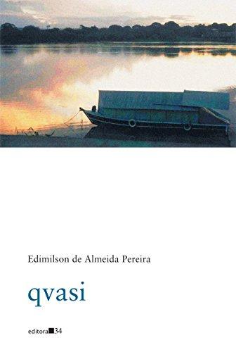 Qvasi. Segundo Caderno, livro de Edimilson de Almeida Pereira
