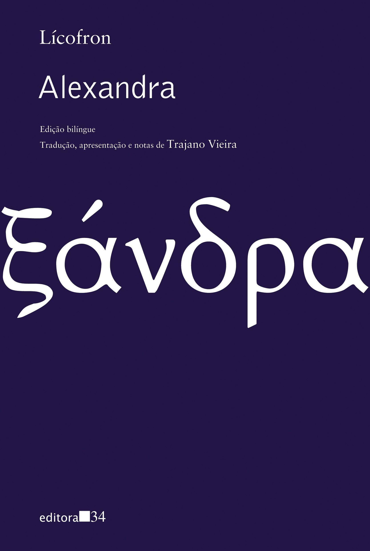 Alexandra, livro de Lícofron
