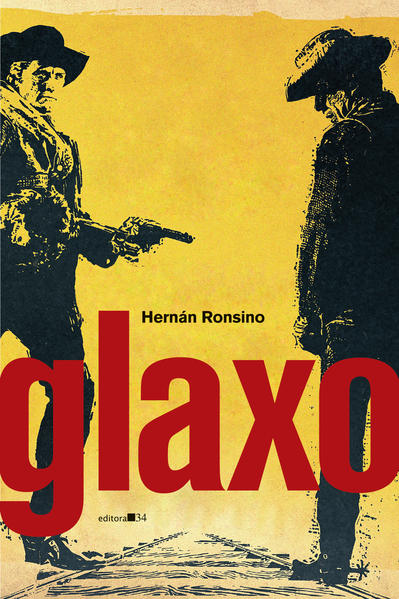 Glaxo, livro de Hernán Ronsino