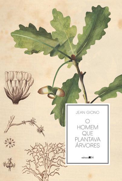O homem que plantava árvores, livro de Jean Giono
