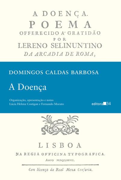 A doença, livro de Domingos Caldas Barbosa