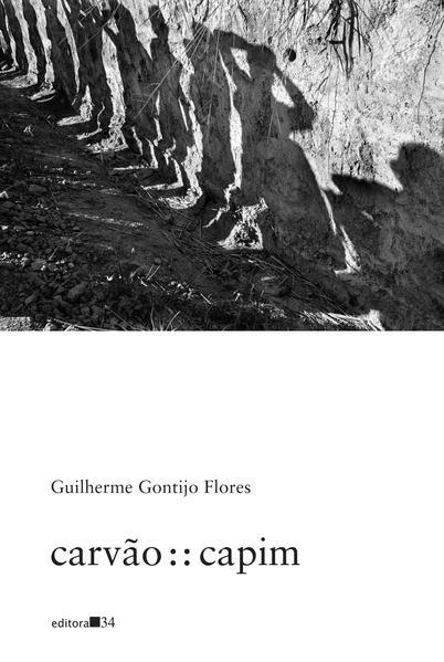 carvão : : capim, livro de Guilherme Gontijo Flores