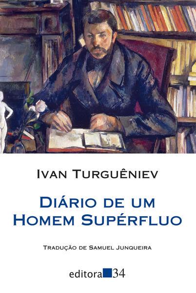 Diário de um homem supérfluo, livro de Ivan Turguêniev