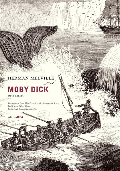 Moby Dick, ou A Baleia , livro de Herman Melville