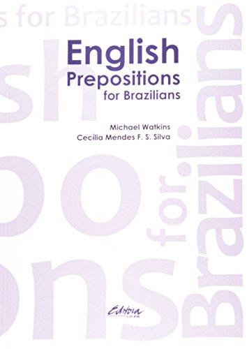 English Prepositions for Brazilians, livro de Michael Watkins